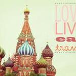 Love Live Eat Travel. Fine ..