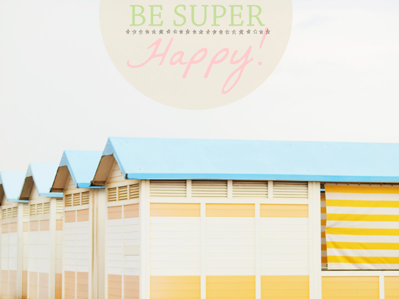 Be Super Happy. Nursery Art. Fine Art Photography. Size 16x20""